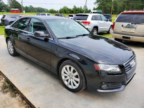 2011 Audi A4 for sale at Karas Auto Sales Inc. in Sanford NC