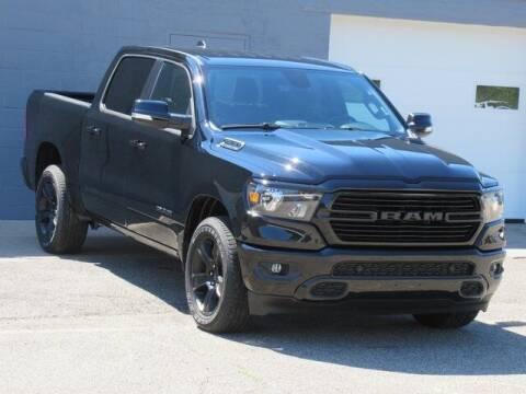 2020 RAM Ram Pickup 1500 for sale at K&M Wayland Chrysler  Dodge Jeep Ram in Wayland MI