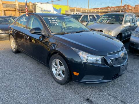 2013 Chevrolet Cruze for sale at Dennis Public Garage in Newark NJ