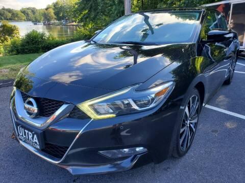 2016 Nissan Maxima for sale at Ultra Auto Center in North Attleboro MA