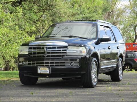 2007 Lincoln Navigator for sale at Loudoun Used Cars in Leesburg VA