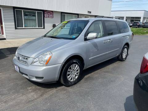 2011 Kia Sedona for sale at Shermans Auto Sales in Webster NY