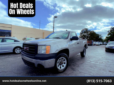2008 GMC Sierra 1500 for sale at Hot Deals On Wheels in Tampa FL