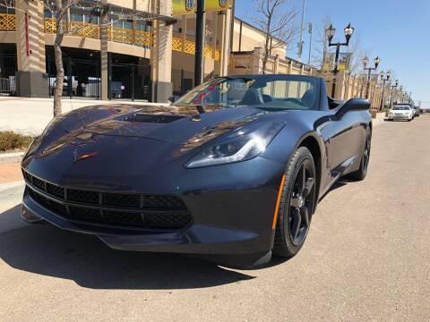 2014 Chevrolet Corvette for sale at Beaton's Auto Sales in Amarillo TX