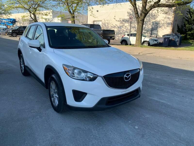 2015 Mazda CX-5 for sale at Adams Motors INC. in Inwood NY