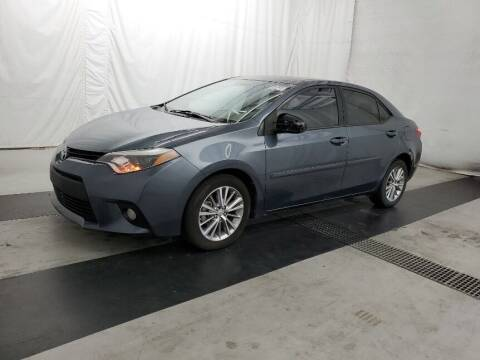 2014 Toyota Corolla for sale at A.I. Monroe Auto Sales in Bountiful UT