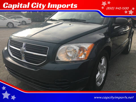 2008 Dodge Caliber for sale at Capital City Imports in Tallahassee FL