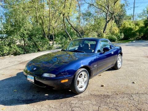 1996 Mazda MX-5 Miata for sale at Siglers Auto Center in Skokie IL