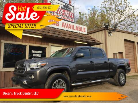 2016 Toyota Tacoma for sale at Oscar's Truck Center, LLC in Houston TX