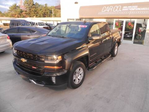 2016 Chevrolet Silverado 1500 for sale at Thompson Car Company in Bad Axe MI