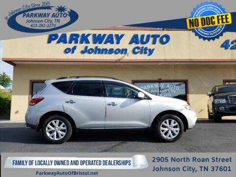 2011 Nissan Murano for sale at PARKWAY AUTO SALES OF BRISTOL - PARKWAY AUTO JOHNSON CITY in Johnson City TN