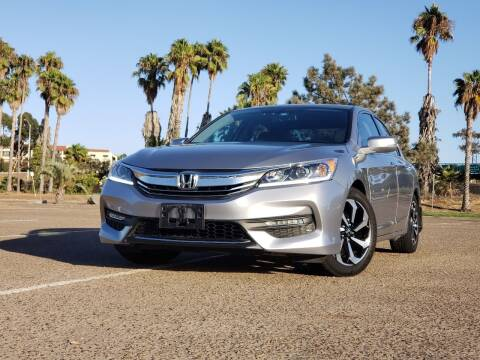 2016 Honda Accord for sale at Masi Auto Sales in San Diego CA