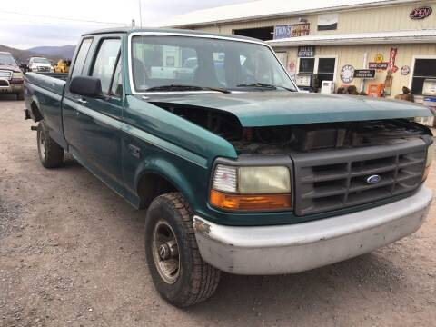 1996 Ford F-150 for sale at Troys Auto Sales in Dornsife PA