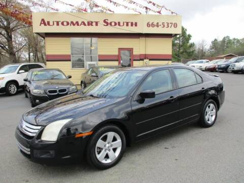 2008 Ford Fusion for sale at Automart South in Alabaster AL