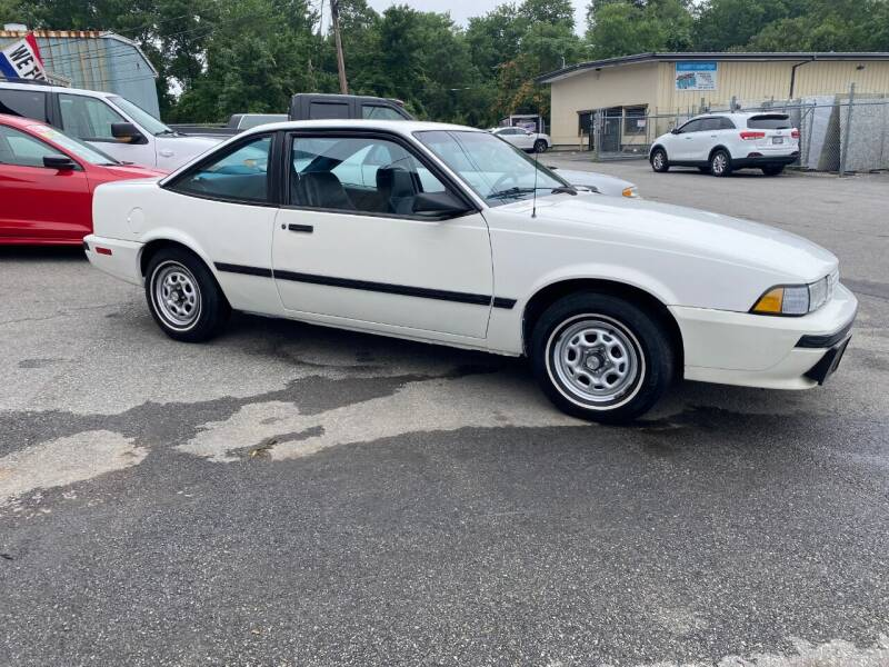 1989 Chevrolet Cavalier for sale at East Coast Motor Sports in West Warwick RI