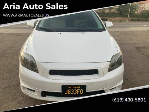 2007 Scion tC for sale at Aria Auto Sales in El Cajon CA