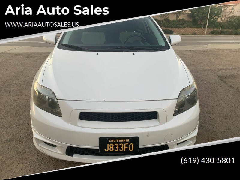 2007 Scion tC for sale at Aria Auto Sales in El Cajon CA