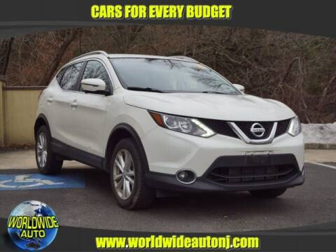 2017 Nissan Rogue Sport for sale at Worldwide Auto in Hamilton NJ