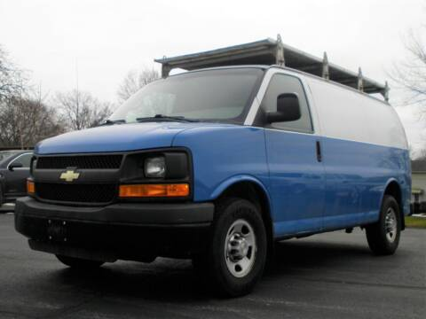 2012 Chevrolet Express Cargo for sale at Auto Brite Auto Sales in Perry OH