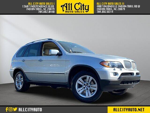 2005 BMW X5 for sale at All City Auto Sales II in Indian Trail NC