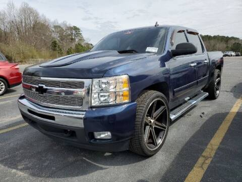 2009 Chevrolet Silverado 1500 for sale at Adams Auto Group Inc. in Charlotte NC