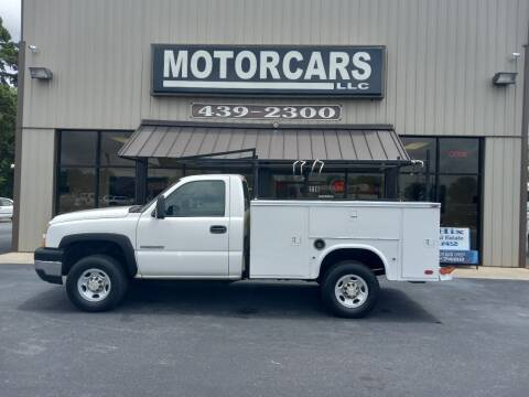 2007 Chevrolet Silverado 2500HD Classic for sale at MotorCars LLC in Wellford SC