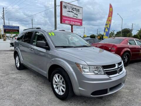 2016 Dodge Journey for sale at Invictus Automotive in Longwood FL