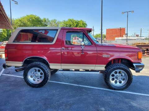 1989 Ford Bronco for sale at Kelley Autoplex in San Antonio TX