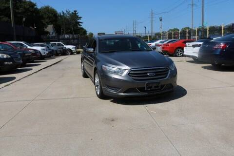 2014 Ford Taurus for sale at F & M AUTO SALES in Detroit MI