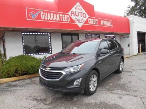 2019 Chevrolet Equinox for sale at Oak Park Auto Sales in Oak Park MI