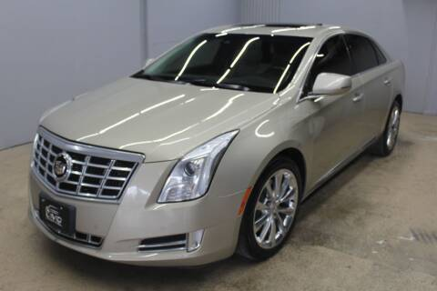 2014 Cadillac XTS for sale at Flash Auto Sales in Garland TX