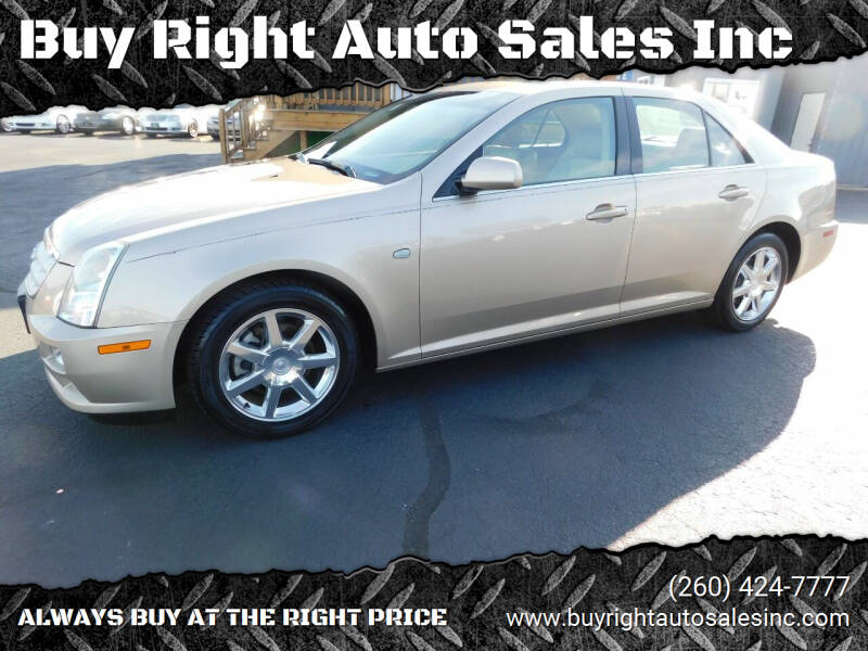 2005 Cadillac STS for sale at Buy Right Auto Sales Inc in Fort Wayne IN
