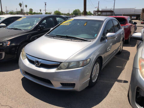2009 Honda Civic for sale at Valley Auto Center in Phoenix AZ