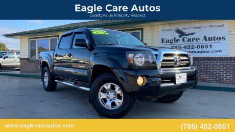 2009 Toyota Tacoma for sale at Eagle Care Autos in Mcpherson KS