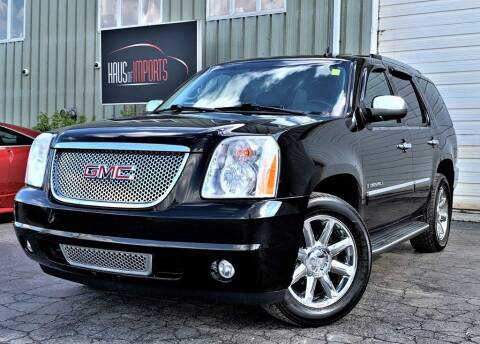 2009 GMC Yukon for sale at Haus of Imports in Lemont IL