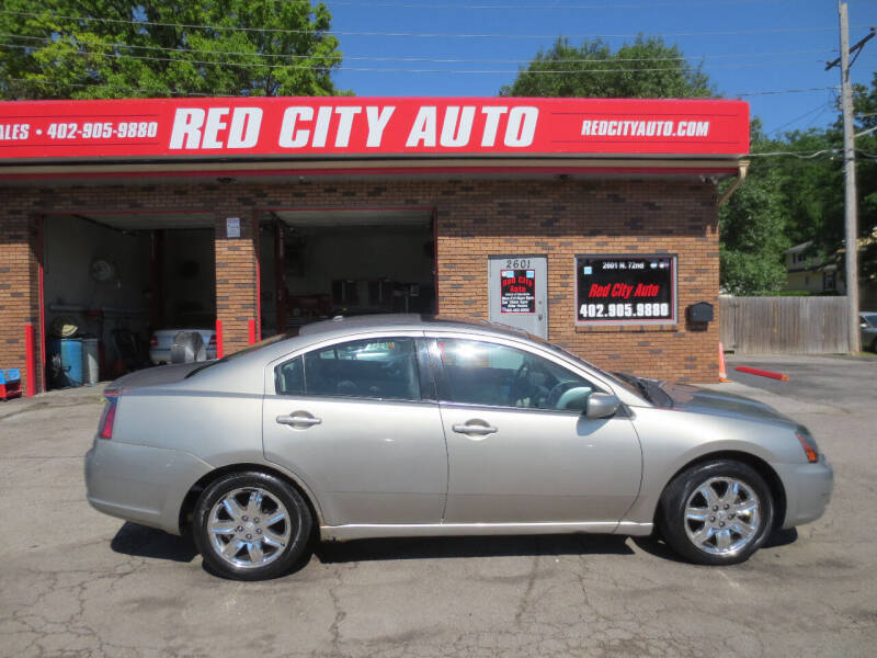 2007 Mitsubishi Galant for sale at Red City  Auto in Omaha NE