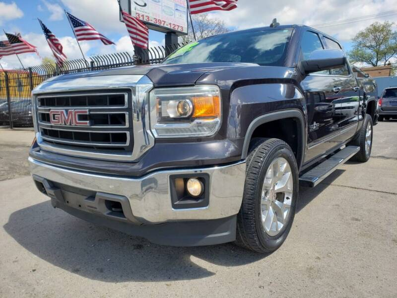 2015 GMC Sierra 1500 for sale at Gus's Used Auto Sales in Detroit MI