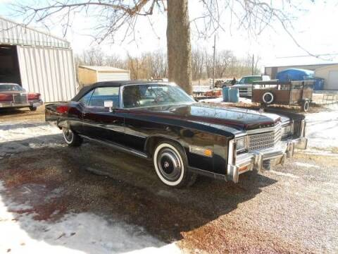 1978 Cadillac Eldorado for sale at Haggle Me Classics in Hobart IN