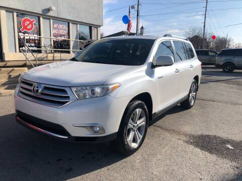 2012 Toyota Highlander for sale at Bagwell Motors Springdale in Springdale AR