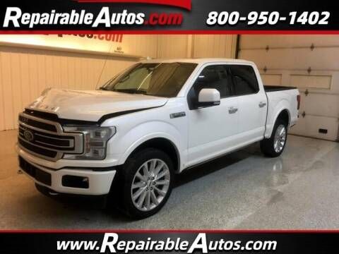 2019 Ford F-150 for sale at Ken's Auto in Strasburg ND