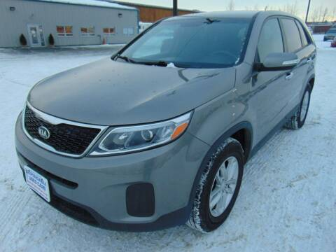 2015 Kia Sorento for sale at Dependable Used Cars in Anchorage AK