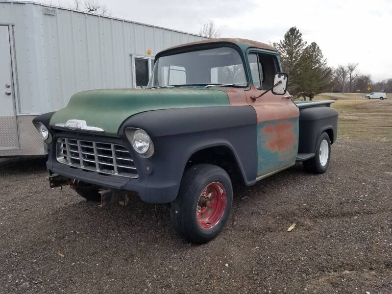 1958 Chevrolet C/K 10 Series for sale at Pro Auto Sales and Service in Ortonville MN