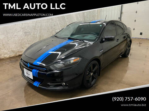 2013 Dodge Dart for sale at TML AUTO LLC in Appleton WI