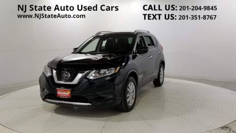 2020 Nissan Rogue for sale at NJ State Auto Auction in Jersey City NJ