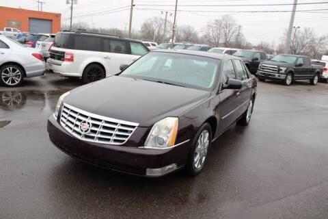 2008 Cadillac DTS for sale at Road Runner Auto Sales WAYNE in Wayne MI