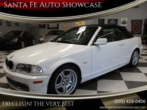 2002 BMW 3 Series for sale at Santa Fe Auto Showcase in Santa Fe NM