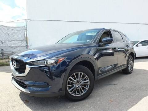 2017 Mazda CX-5 for sale at Port Motors in West Palm Beach FL