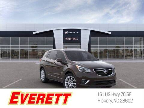 2020 Buick Envision for sale at Everett Chevrolet Buick GMC in Hickory NC