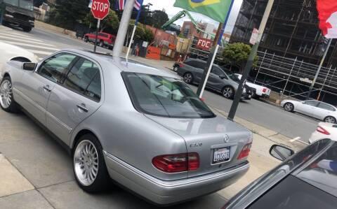 1999 Mercedes-Benz E-Class for sale at Excelsior Motors , Inc in San Francisco CA