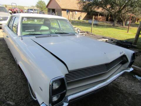 1967 RAMBLER AMBASSADOR for sale at Hill Top Sales in Brenham TX